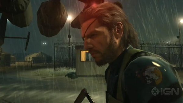 Metal Gear Solid Ground Zeroes Video Game 4k Hd Desktop: Metal Gear Solid: Ground Zeroes' Snake Is Not Old