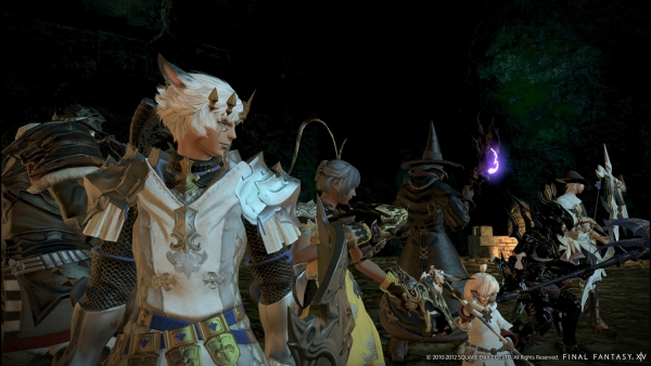 New details on the PlayStation 3 version of Final Fantasy XIV have ...