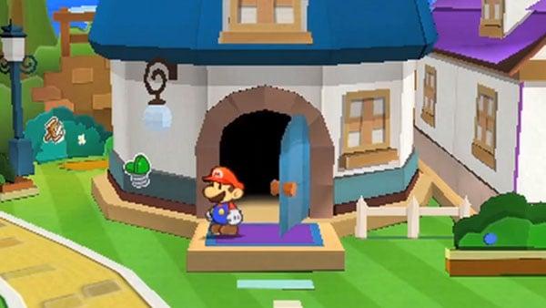 Paper Mario: Sticker Star trailer - Gematsu