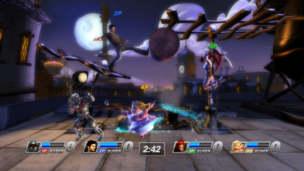 Download PlayStation All-Stars Battle Royale Ps vita