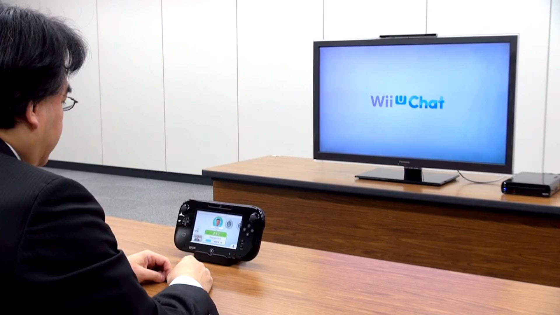 wii chat