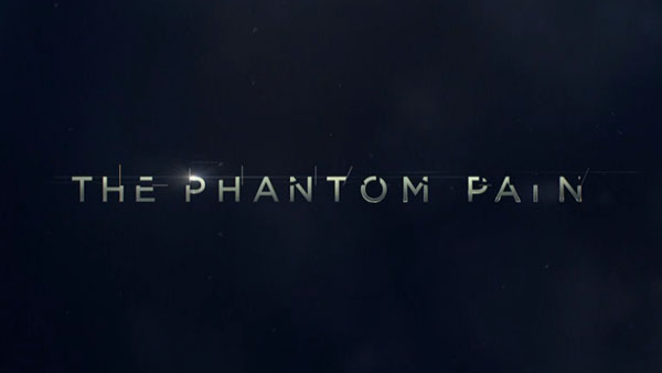 If The Phantom Pain is indeed Metal Gear Solid V how will this work?