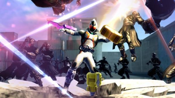 Kamen Rider: Battride War