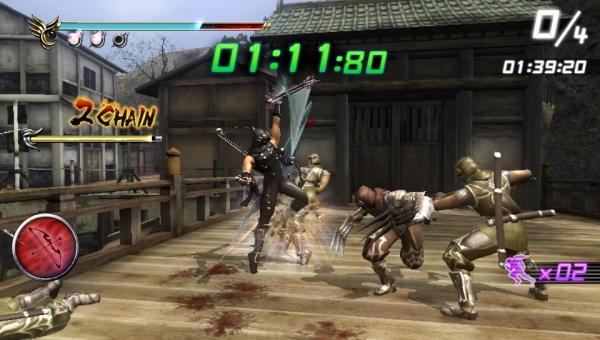 Ninja Gaiden Sigma 2 Plus Debut Trailer Screenshots Gematsu