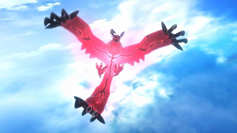 すべての折り紙 ポケモンの折り紙 : Pokemon X and Y Legendaries