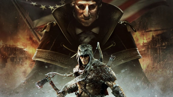 Assassins Creed III The Infamy DLC XBOX360
