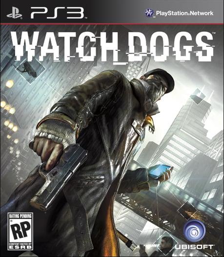 Watch Dogs box art - Gematsu