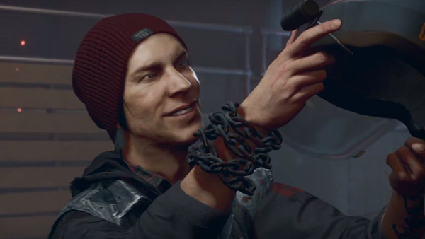 powers. And it?s not inFAMOUS 3 . It?s inFAMOUS: Second Son