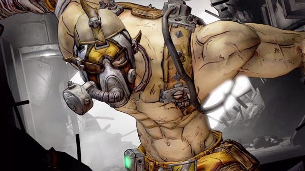 [Конкурс] Новый персонаж Borderlands 2 - Krieg