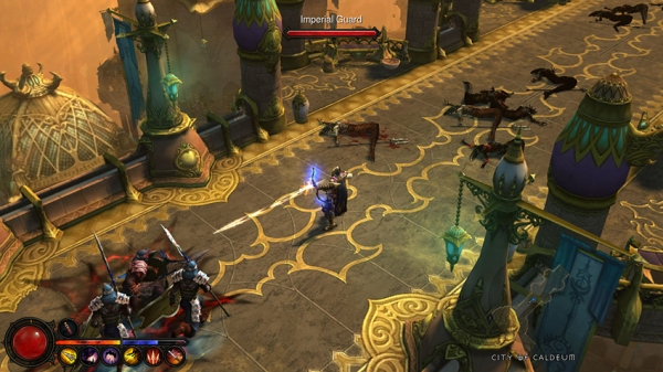 Diablo III PlayStation 3 trailer - Gematsu