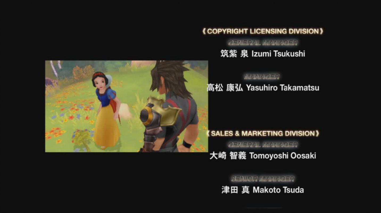 Rumor: Kingdom Hearts HD 1 5 Remix credits reveal 2 5 lineup
