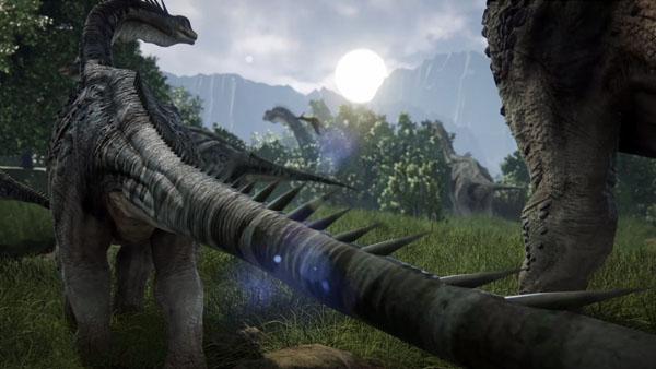 Primal Carnage Genesis Jeu Playstation 4 Images