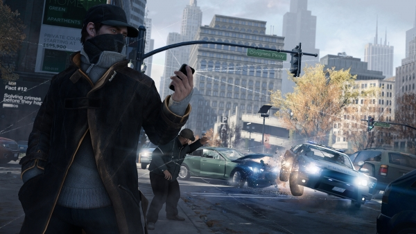 Watch Dogs New Game Plus