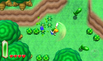 The Legend Of Zelda A Link Between Worlds Zelda-3DS-Light-Dark-World