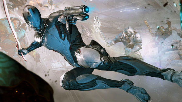 Best launch options for warframe