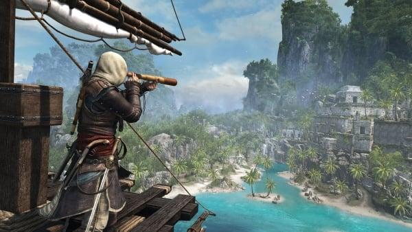 13 minutes of Assassin's Creed IV: Black Flag gameplay - Gematsu