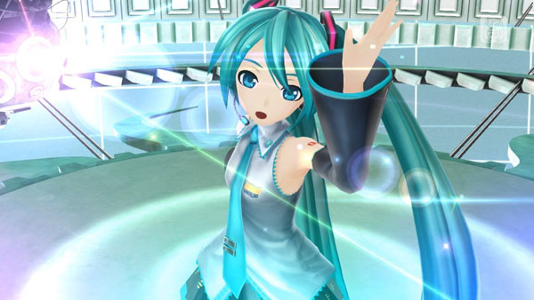 Слух: западная версия Hatsune Miku: Project DIVA F посетит PSV | игра анонс Vita