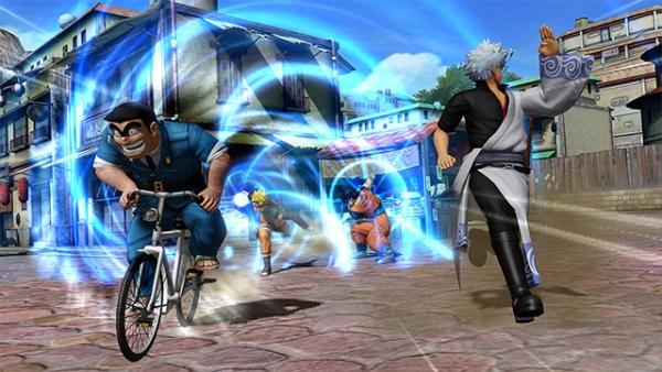 J-Stars Victory VS screenshots - Gematsu