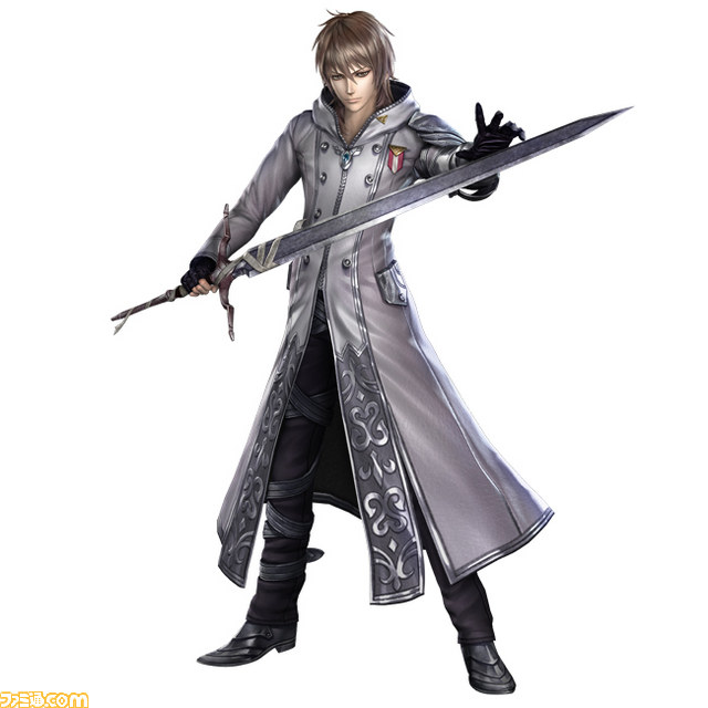 Warriors Orochi 3 Ultimate Dlc Weapons: First Look At Sterk In Warriors Orochi 3 Ultimate