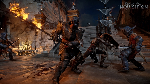 Dragon Age Inquisition Screenshots Gameplay Screenshots of Dragon Age