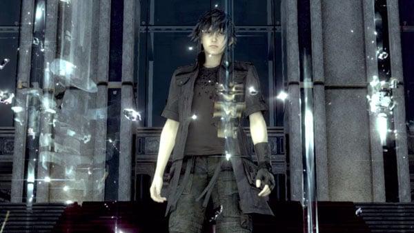 noctis final fantasy xv tokyo game show tgs