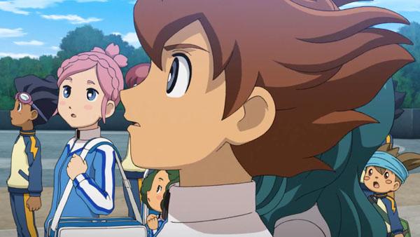 Wii Inazuma Eleven go Inazuma Eleven go Galaxy