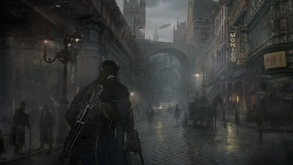 The Order 1886s Neo Victorian London Detailed