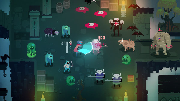 Indie 2D action RPG adds PS4 and PS Vita stretch goal ...