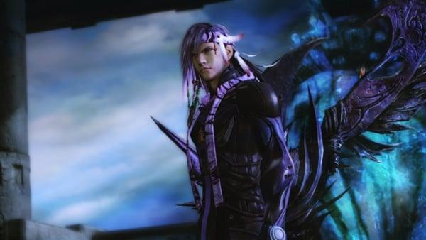 Returns Final Fantasy Final Fantasy Caius