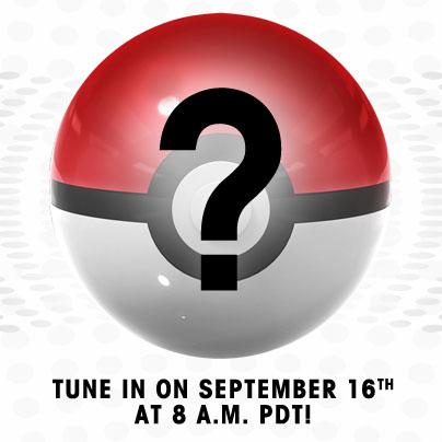 Pokemon Announcement Tease