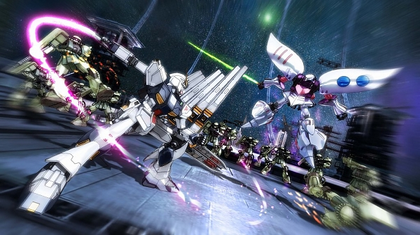 Dynasty Warriors: Gundam 4 анонсирована для PS Vita и PS3