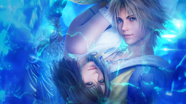 Final Fantasy Lenne And Shuyin in Final Fantasy X-2 5