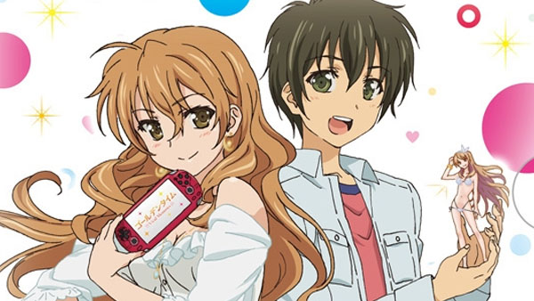 Anime Review Golden Time V Steemit