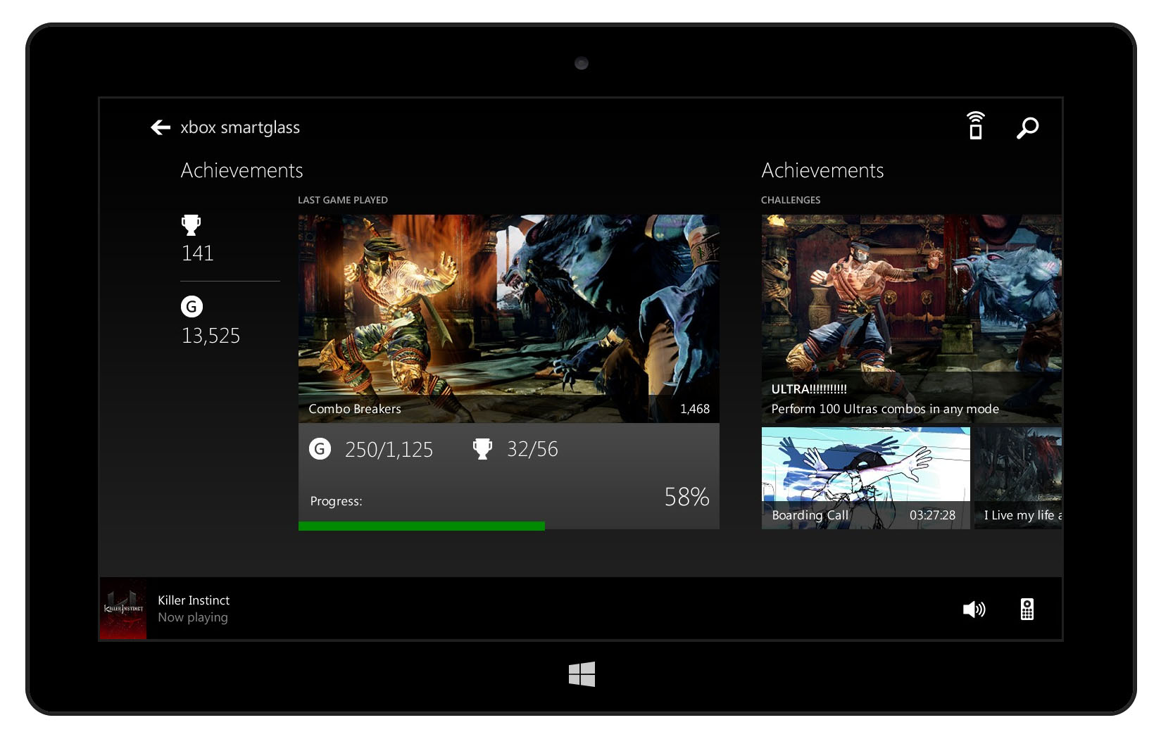 how to connect xbox one to smartglass
