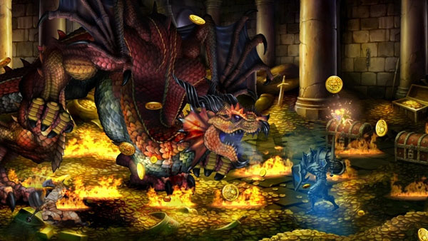 dragon s crown patch adds new difficulty dungeon gematsu