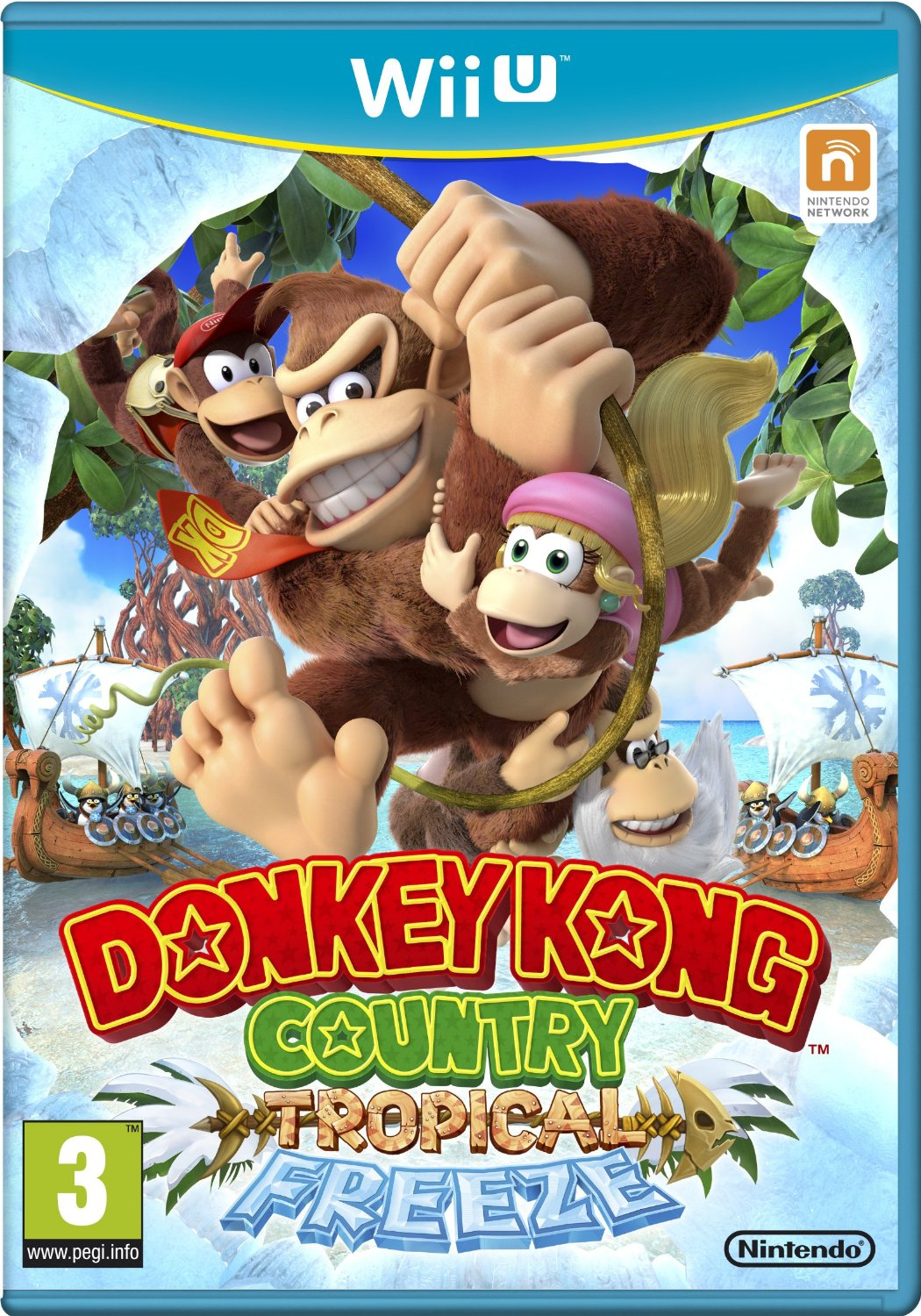 Donkey Kong Country Tropical Freeze full game free pc download