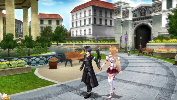 Sword Art Online: Hollow Fragment