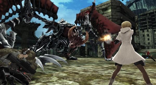 Freedom Wars Screenshots Gematsu