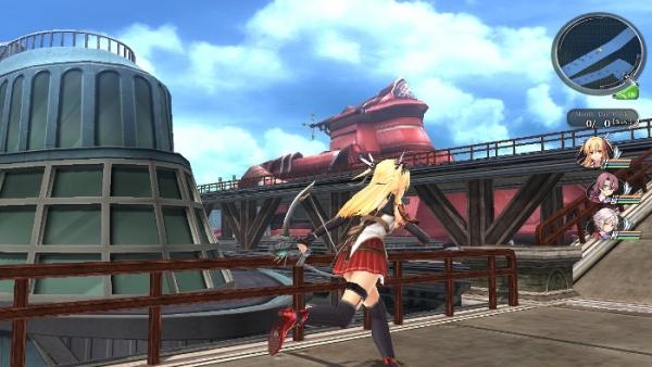 The Legend of Heroes: Sen no Kiseki II