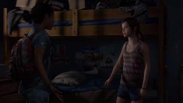 The Last of Us 'Left Behind'