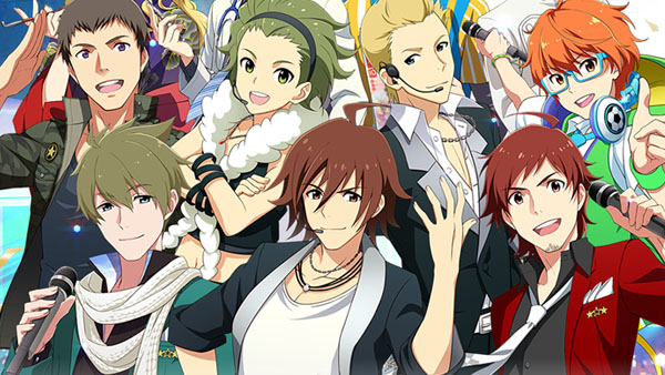 Idol M Ster Anime Characters : Produce male idols in the idolmaster sidem for mobage