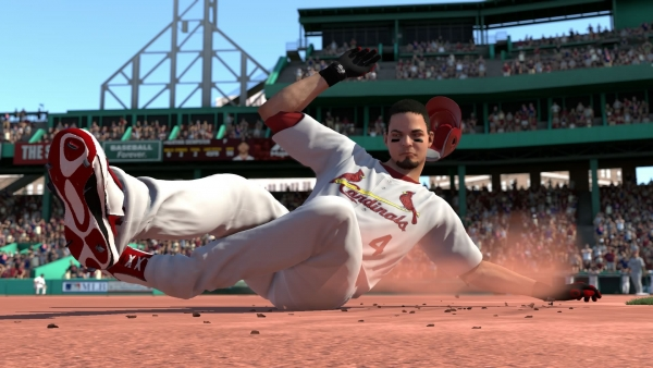 MLB 14: The Show will launch for PlayStation 3 and PS Vita on April 1