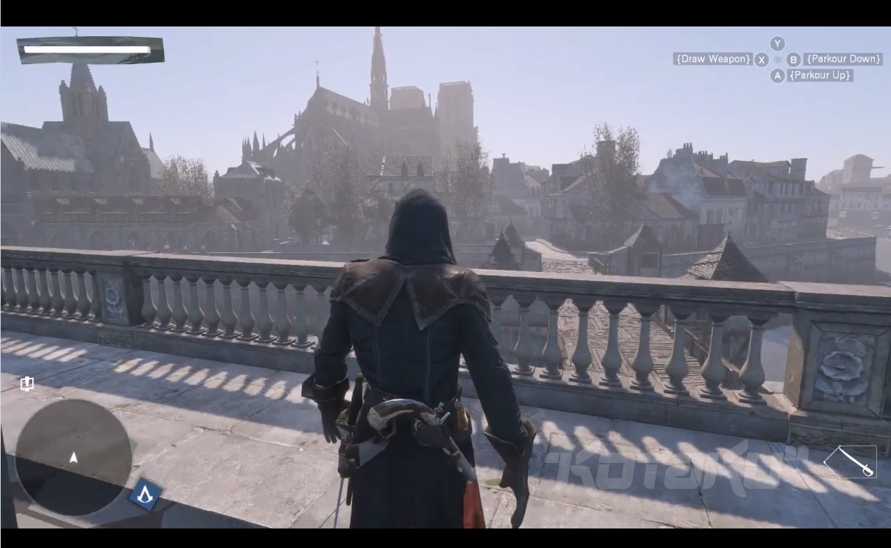 Rumor: Leaked screenshots from Assassin's Creed: Unity, one of this fall's two Assassin's Creed ...