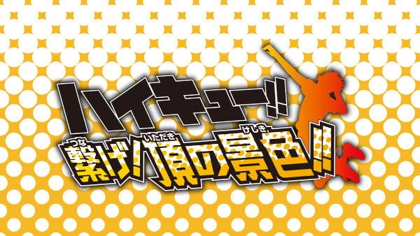 Haikyuu!! Tsunage! Itadaki no Keshiki!!
