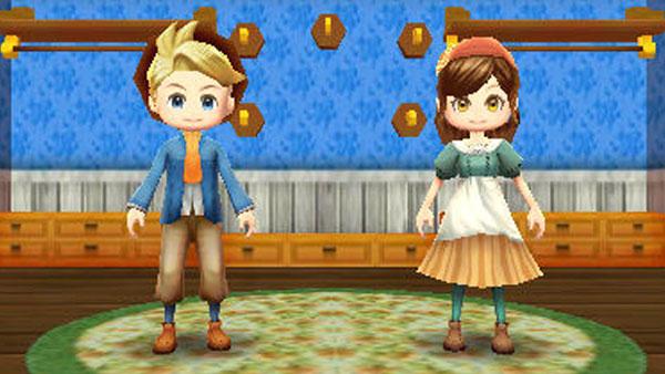 Harvest Moon: Tsunagaru Shin Tenchi