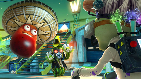 Content for plants vs zombies garden warfare tomorrow march 18