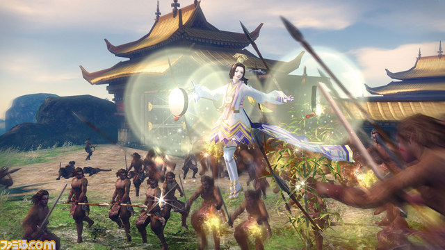 Warriors Orochi 3 Ultimate on PS4