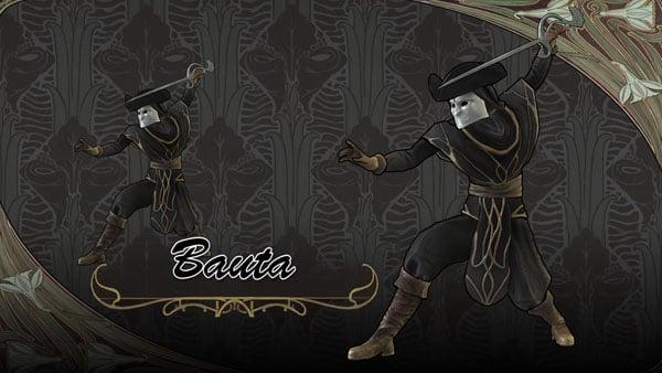 Abyss Odyssey enemy trailer: Bauta - Gematsu