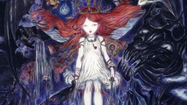 Child of Light - Yoshitaka Amano Artwork