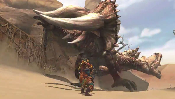 What's with Monster Hunter 4 Ultimate